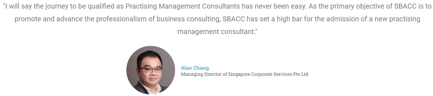 Alan Chang quote