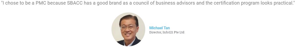 Michael Tan quote